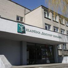 Miesto ir universiteto derybos: Klaipėdoje – naujos gimnazijos įkūrimas?