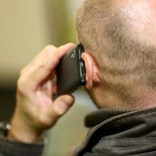 Telefoniniai sukčiai iš panevėžiečio išviliojo 8,5 tūkst. eurų