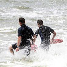 Klaipėdoje jau rengiamasi vasaros sezonui: žvalgomasi gelbėtojų