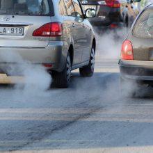 Patvirtintas Nacionalinis oro taršos mažinimo planas: naujam automobiliui – 1000 eurų