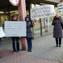 Pedagogai nesiveržia į mūšį: klaipėdiečiai šįkart streikuoti neskubės