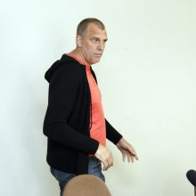 Istorija kartojasi: G. Einikis vėl smurtavo prieš žmoną