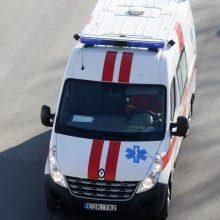 Neatidumo keliuose kaina: avarijose uostamiestyje sužaloti du žmonės