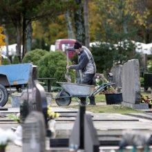 Tauragės rajono kapinėse mirė kapo duobę kasęs vyras