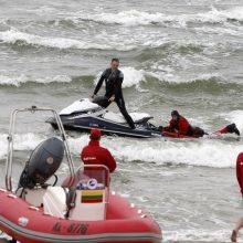 Atrinkti pirmieji gelbėtojai, kurie dirbs Klaipėdos paplūdimiuose