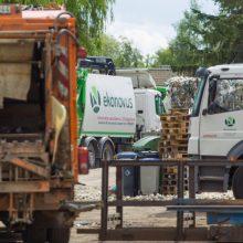 Gargžduose nebus tvarkomi tūkstančiai tonų atliekų