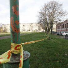 Išvadų dėl taršos chromu Klaipėdoje teks palaukti: tyrimus sustabdė koronavirusas
