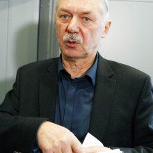 L. Makūnas pavargo – traukiasi iš Klaipėdos mero patarėjo posto