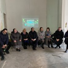 Klaipėdos šviesų festivalis: nuo meninių iki edukacinių akcentų