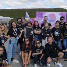 Jaunimas kviečia Europą rinktis Klaipėdą