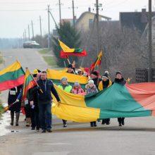 """Dituviškių rankose – """"Ambersail"""" vėliava"""