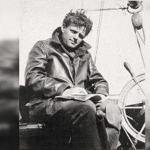 Beprotiškiausių jūrinių sumanymų rašytojas