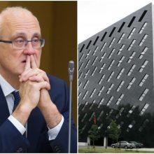 Generalinė prokuratūra gavo konservatorių kreipimąsi dėl S. Jakeliūno
