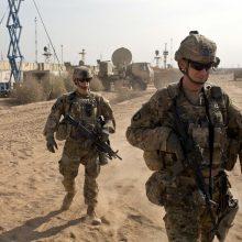 Pentagonas pasirengęs pasiųsti į Artimuosius Rytus iki 120 tūkst. karių