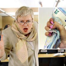 Karantinas koreguos uostamiesčio mokytojų atlyginimus?