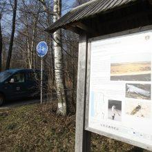 Teismas neleido atkurti sodybos Pajūrio regioninio parko teritorijoje