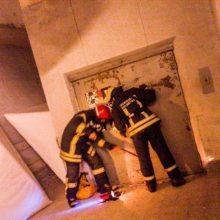 Dėl lifto šachtoje žuvusio žmogaus įmonės vadovui – teismo bausmė