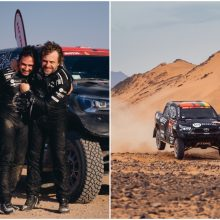 F. Palmeiro: man – tai pats geriausias Dakaras
