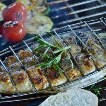 Piknikas įmanomas ir be šašlykų: ekspertas atskleidžia geriausius žuvies receptus