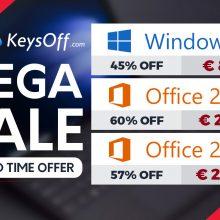 """Laikai pasikeitė: legalūs """"Windows 10"""" už 8 eurus, o """"Office"""" paketas – tik 28 eurai"""