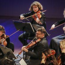 Muzika iš Klaipėdos koncertų salės skamba virtualiai