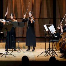Klaipėdiečių festivalyje – muzika apie vėją ir pavasarį