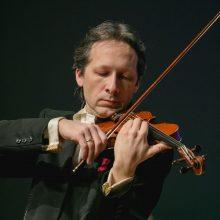 Aistringos muzikos koncerte skambės A. Piazzollos kūriniai