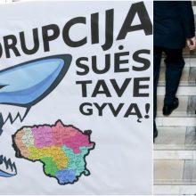 Verslininkai apie korupciją: Lietuvoje paplitęs nepotizmas ir partijų finansavimas