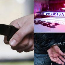 Vilniuje vyrą nudūręs ir paauglį sužalojęs įtariamasis suimtas trims mėnesiams