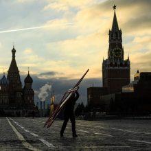Rusija nusprendė: šalyje bus kuriamas nuo užsienio nepriklausomas internetas