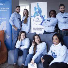 Klaipėdos valstybinė kolegija lyderiauja pagal tarptautiškumo plėtrą