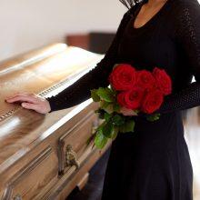 Pirmą kartą šiame amžiuje per metus mirė mažiau nei 40 tūkst. šalies gyventojų