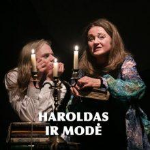 "Klaipėdos dramos teatre – premjera: legendinė pjesė ""Haroldas ir Modė"""