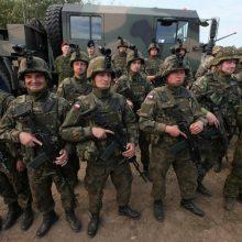 Lenkija kariuomenės modernizavimui išleis 43 mlrd. eurų