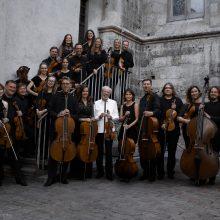 """""""Grammy"""" laureatai Klaipėdoje atliks lenkų genijų muziką"""