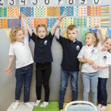 Klaipėdos licėjaus įsteigtame vaikų darželyje – dėmesys ugdymui ir vaikų sveikatai