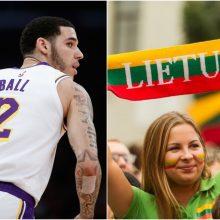 L. Ballas: Lietuva – slegianti šalis, kurioje visi nekenčia, kad ten yra