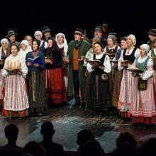 Lietuvininkų dainavimo tradicija – Nematerialaus kultūros paveldo vertybių sąvade