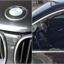 BMW vairuotojai patyrė tūkstantines žalas: Klaipėdoje apvogti net trys automobiliai