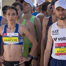 Startų netekusiems Lietuvos maratonininkams motyvaciją kelia pavyzdingi mėgėjai
