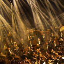 Publiką sužavėjusios ir naujos programos: nuo orkestro provokacijų iki operos vaikams