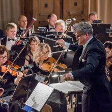 Dirigentas T. Ambrozaitis: Klaipėdoje stabiliau nei Amerikoje ar kitur Europoje