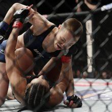 R. Namajunas grįžta į UFC narvą