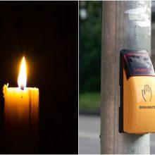 Tragiška avarija Radviliškyje: mirė pėsčiųjų perėjoje partrenktas senolis