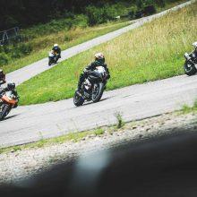 Lietuvos motožiedo čempionate – didžiulis dalyvių antplūdis: teko keisti tvarkaraštį