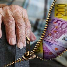 Pensijų fondų asociacija: sausį nebekaupti nusprendė 26 tūkst. gyventojų