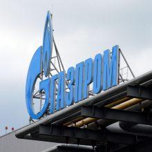 """Lietuva jungiasi prie Lenkijos byloje prieš EK dėl """"Gazprom"""""""