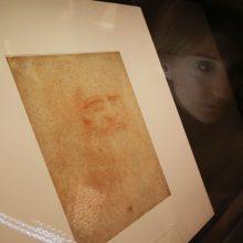 Prancūzija ir Italija mini 500-ąsias Leonardo da Vinci mirties metines
