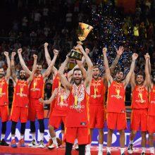 Pasaulio krepšinio čempionato finalas – žiūrimiausios rungtynės Ispanijos istorijoje