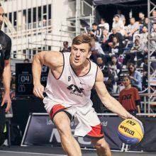3x3 žvaigžde tapęs M. Užupis – apie baisią krepšinio pusę, pinigus ir olimpinę viltį